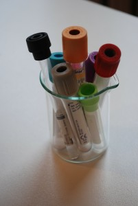 Blood Sample Collection Tubes