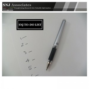 SNJ TO-DO LIST